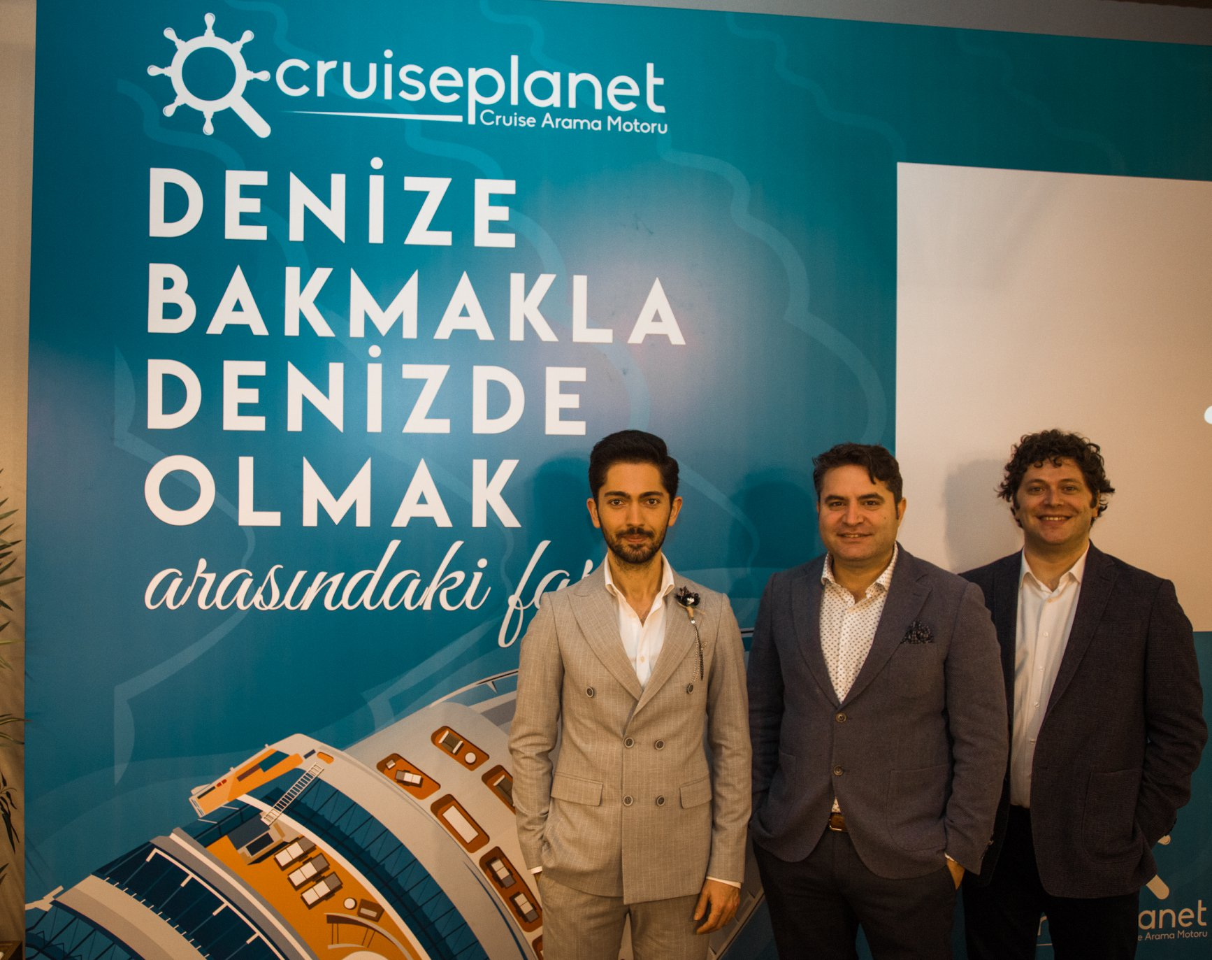 Cruise Planet  Basın Lansmanını Gerçekleştirdik