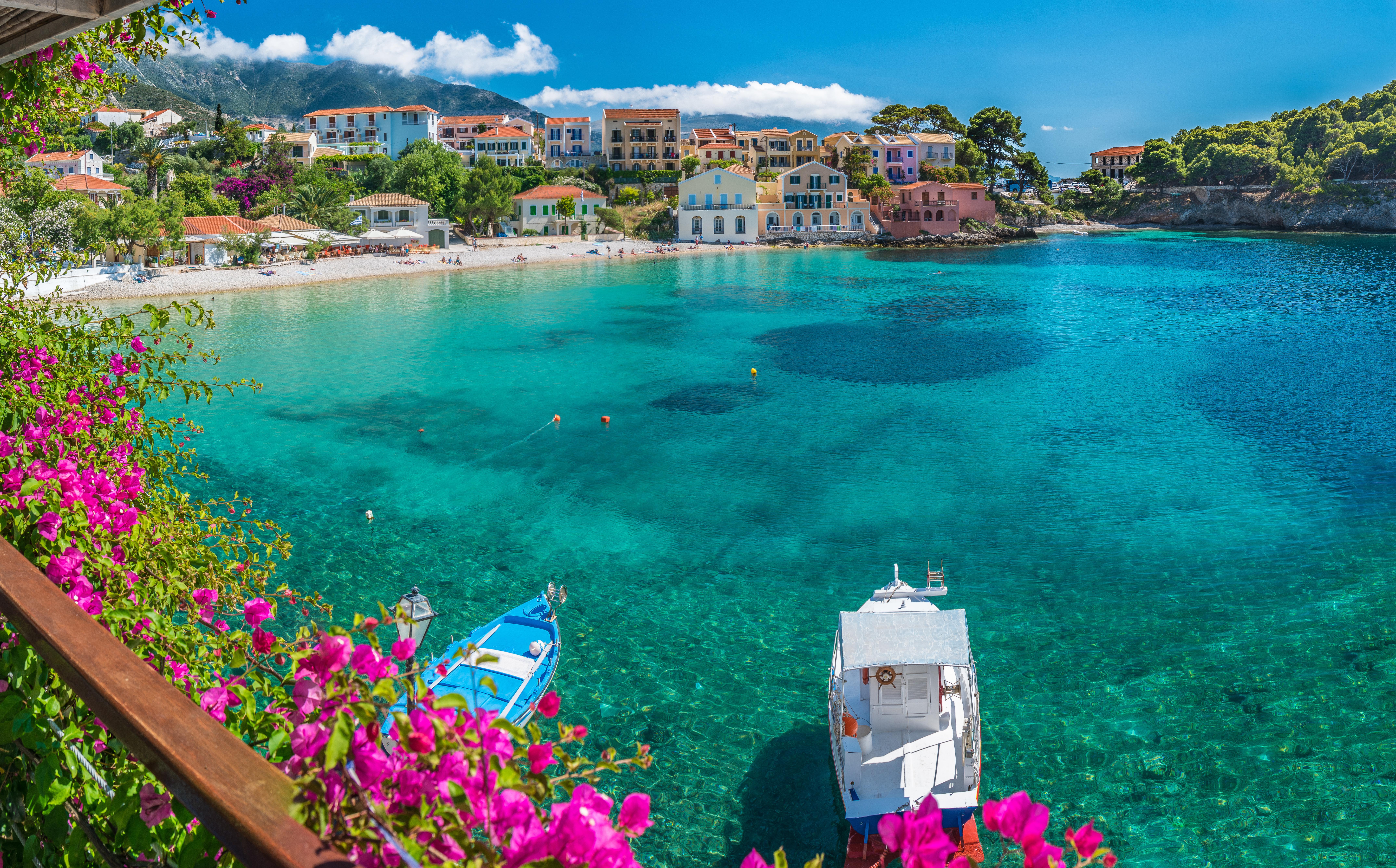 Bu Yaz Bitmeden Görmeniz Gereken Mavilikler Ülkesi Yunanistan