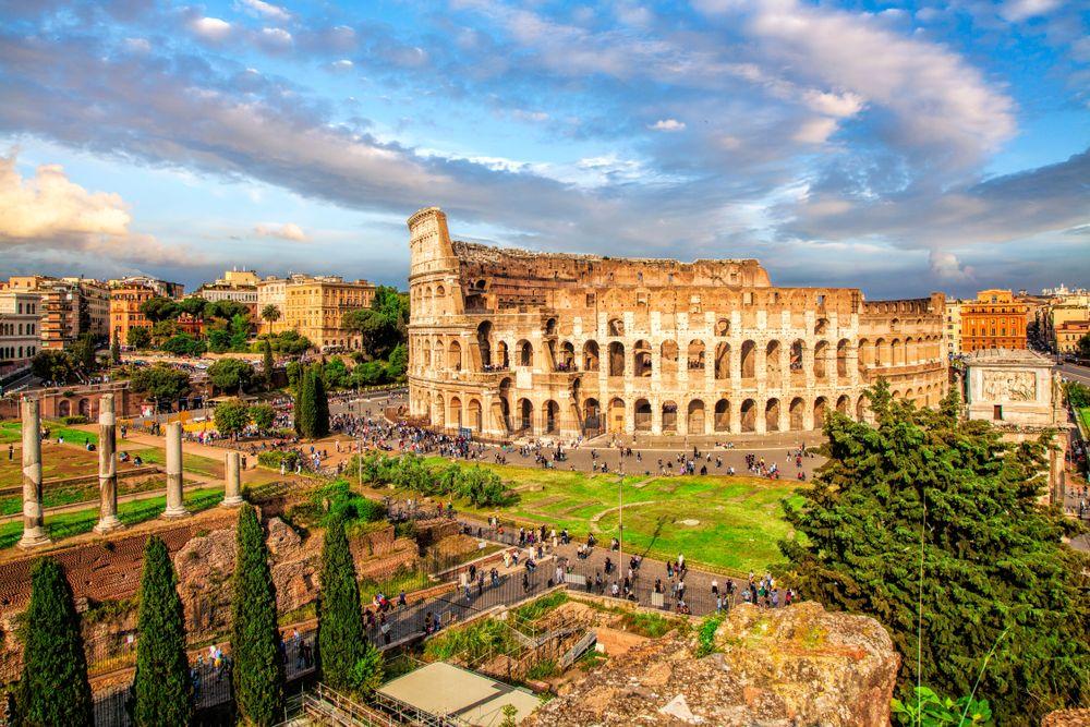 Kasımda Roma Başkadır