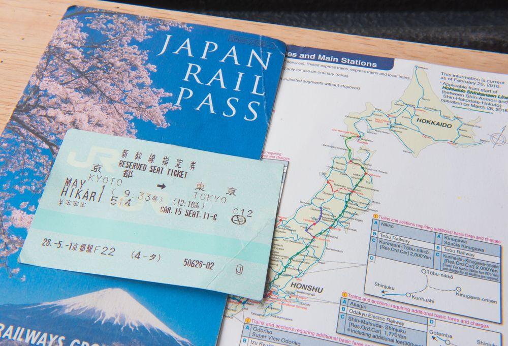 Sadece 8 Adımda Japan Rail Pass ile Japonya Keşfi