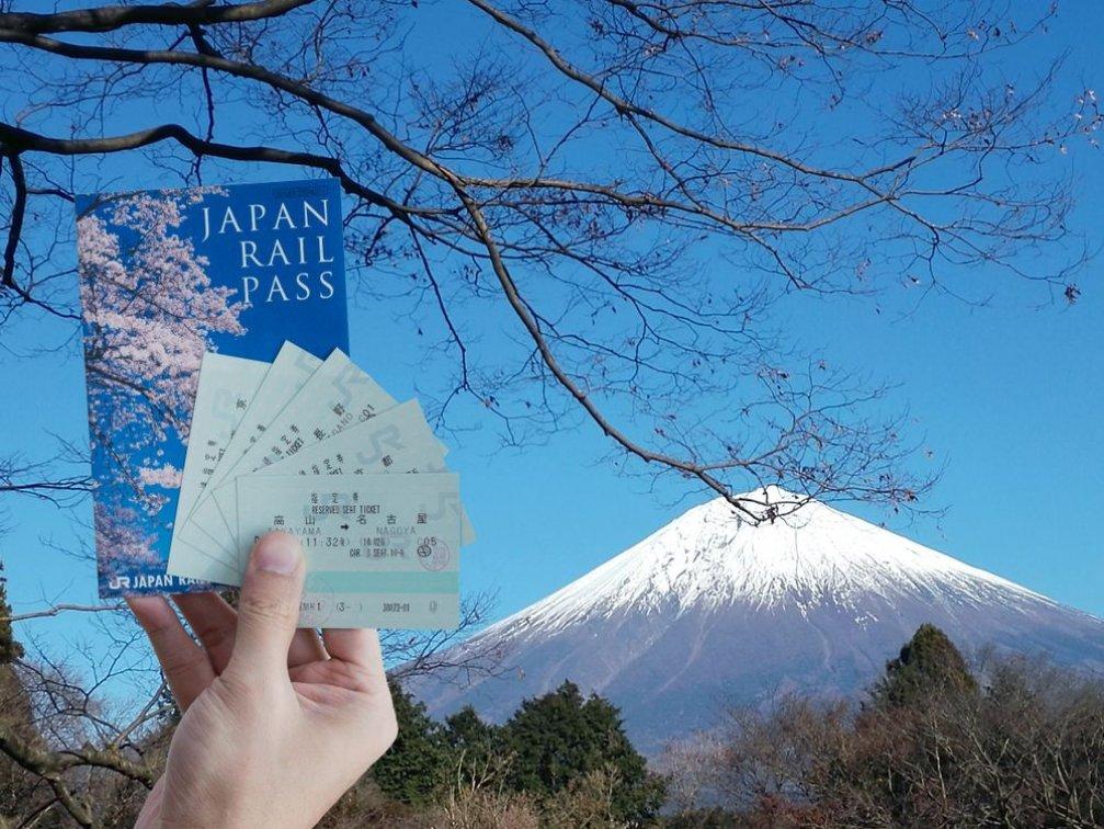 Japan Rail Pass Bileti Online'da Satışa Sunuldu