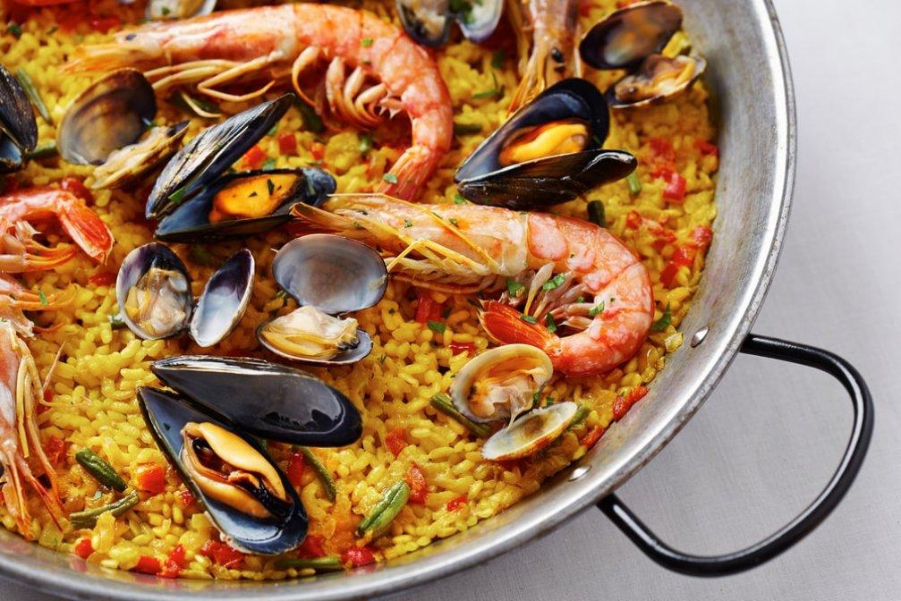 Geleneksel 10 İspanyol Yemeği