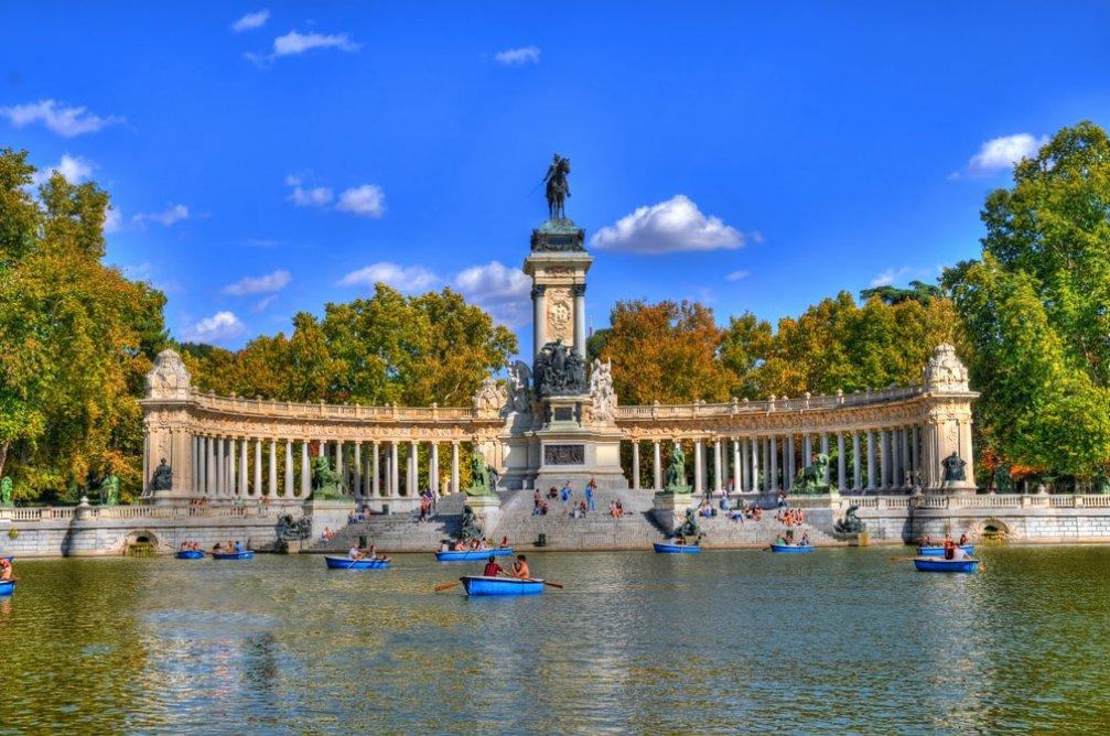 Madrid Gezisi İçin 10 Keşif Noktası