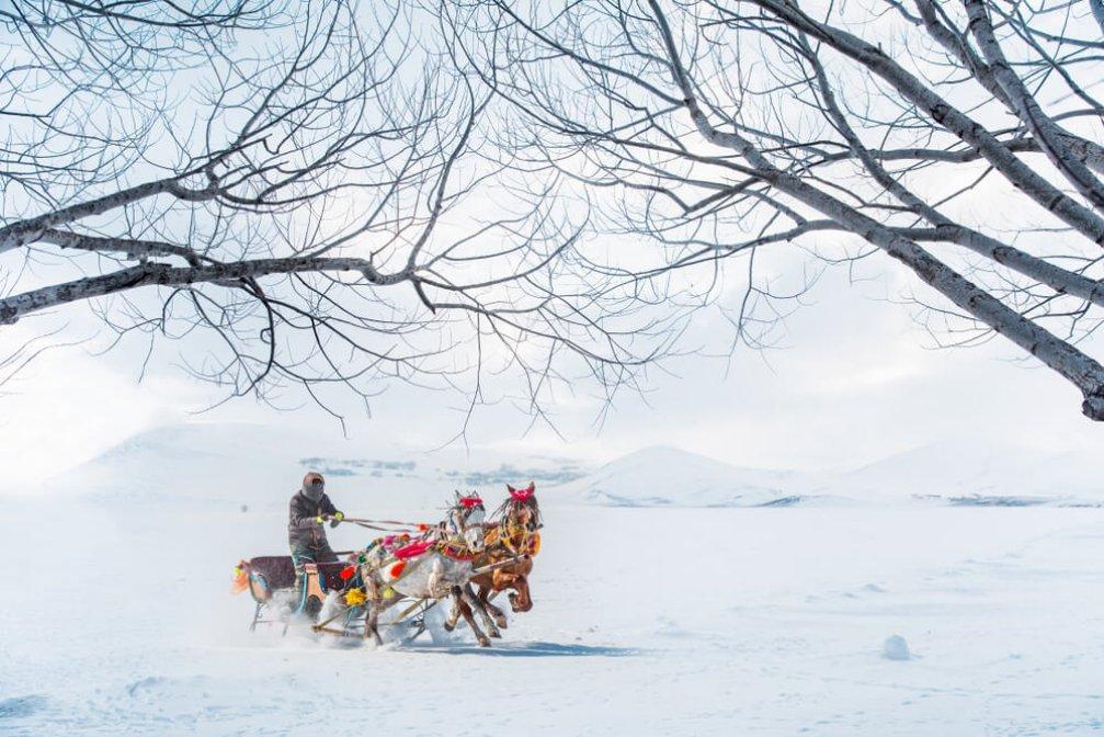 Türkiye'de Kışın Nereleri Gezebilirsiniz?