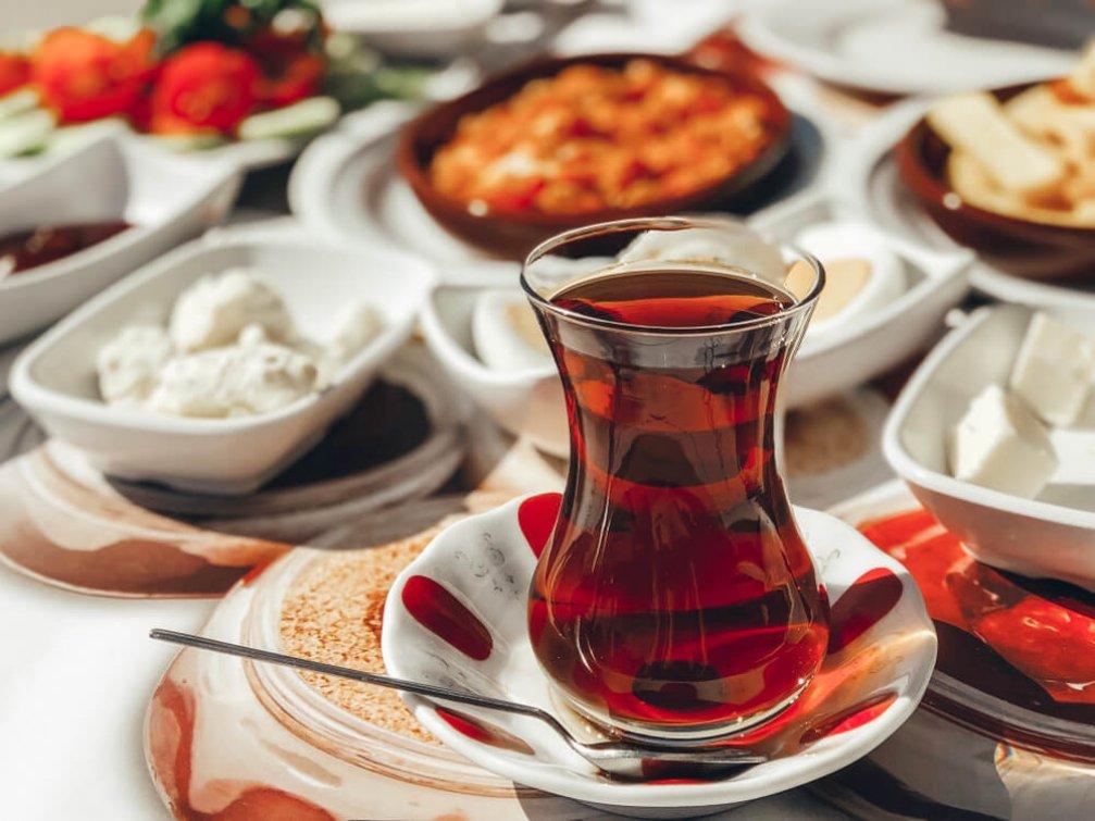 Geleneksel Türk Kahvaltısının Lezzetleri