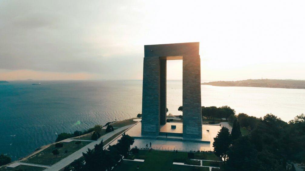 Destanın Sembolü Çanakkale Şehitler Abidesi'nin Bilinmeyen Öyküsü