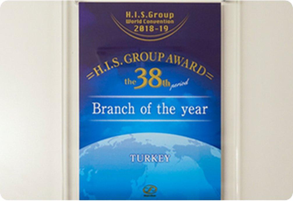Dünyada Yılın En İyi Ofisi Ödülü