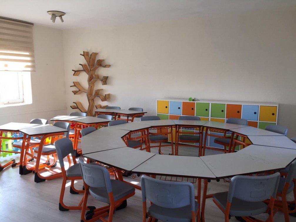 Erzurum'da Bir Köy Okulunun Yenilenmesine Destek Verdik