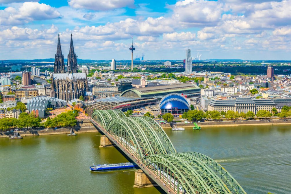 Kolonya'nın Doğduğu Şehir: Köln