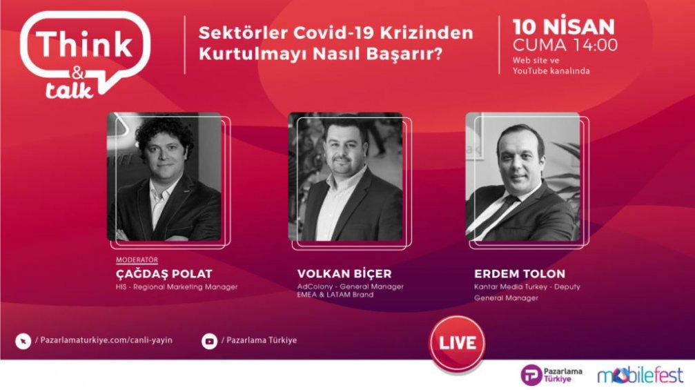 Mobilefest ve Pazarlama Türkiye Ortaklığıyla Gerçekleştirilen İlk Think & Talk Etkinliği İlgiyle Karşılandı