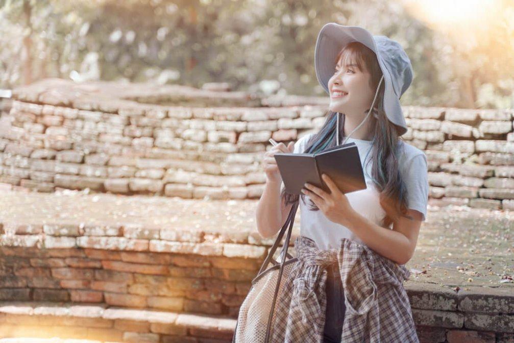 Japon Turistin Gözü Kulağı Yeniden Türkiye'de