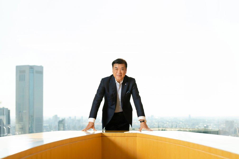 Yönetim Kurulu Başkanı ve CEO Hideo Sawada