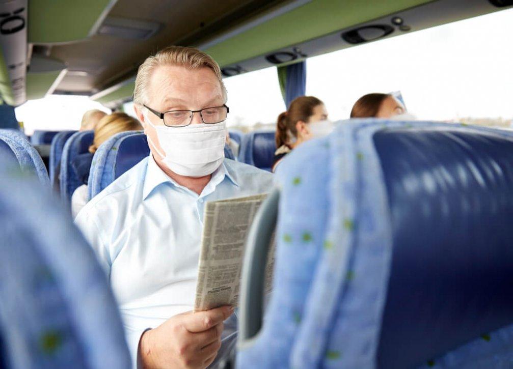 5 Maddede Otobüslerdeki Yeni Oturma Düzeni ve Önlemleri