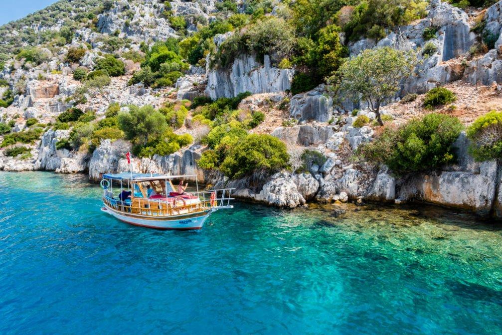 Yalnızca Tekne ile Keşfedebileceğiniz 10 Muhteşem Koy