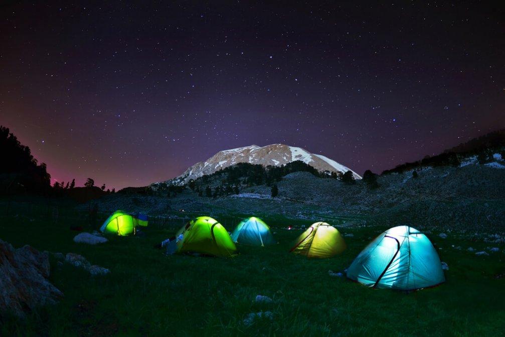 Özellikleri Bakımından Türkiye'deki En İyi Kamp Alanları