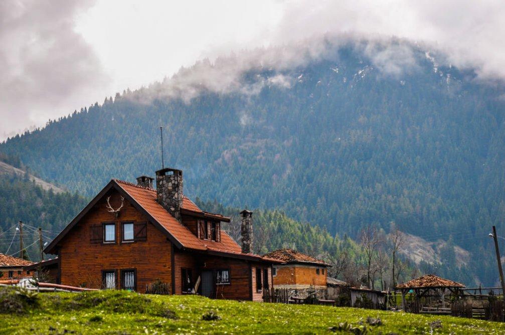 Türkiye'deki En İyi Dağ Evi Tatil Yerleri