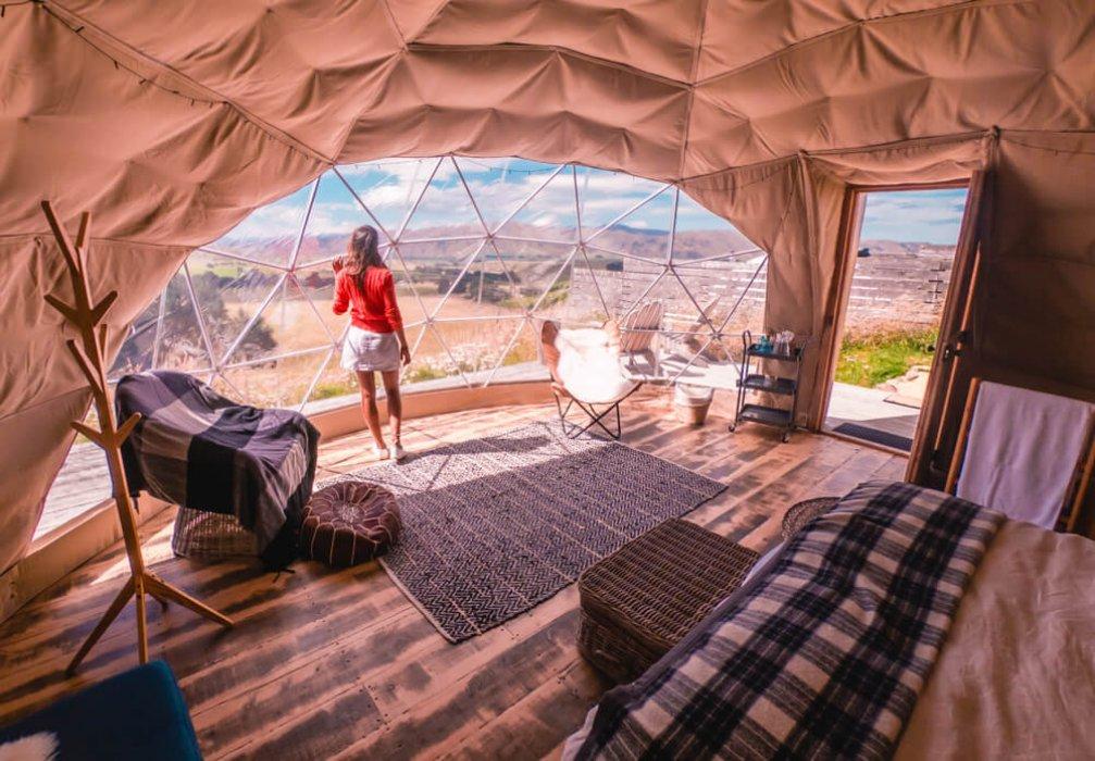 İzole Tatil İçin 10 Maddede Glamping Camping Nedir?