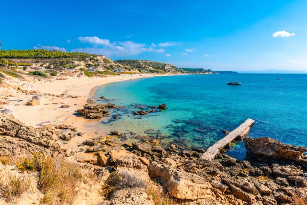 Uzaktan Çalışanlar İçin Hem Ofis Hem Tatil: Bozcaada Plajları