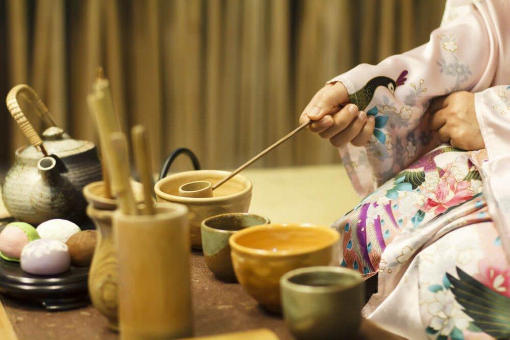 Gelenek ve Estetik Bir Arada: Japon Çay Seremonisi