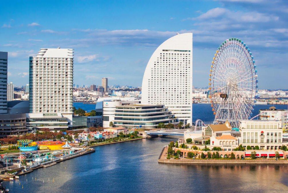 Japonya'nın Şehirlerini Keşfedin: Yokohama
