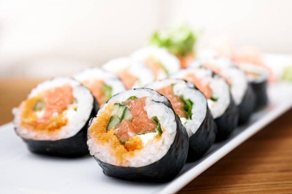 Bir Japon Lezzeti: Evde Sushi Yapımı