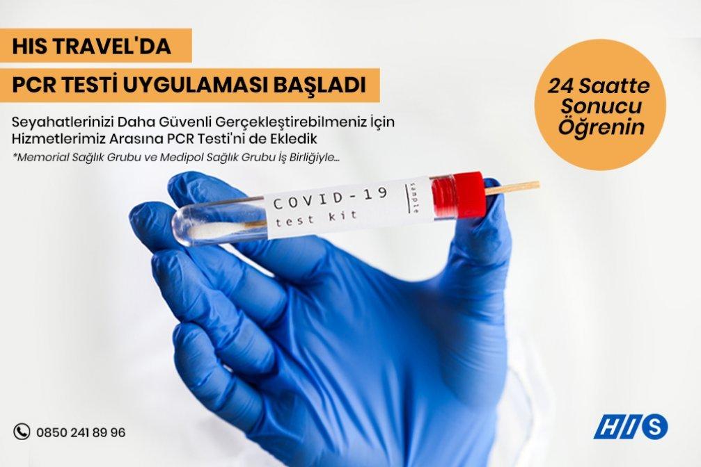PCR Testi Nedir? Yurt Dışına Çıkışlarda PCR Testi Uygulamasına Dair Bilgilendirme