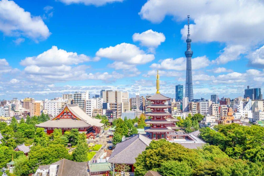 Japonya'nın Mega Kenti: Tokyo