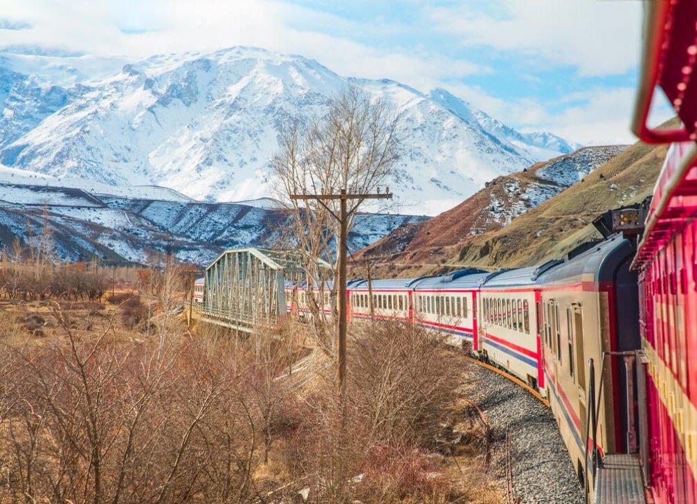 Türkiye'de Keşfetmeniz Gereken Muhteşem Tren Rotaları