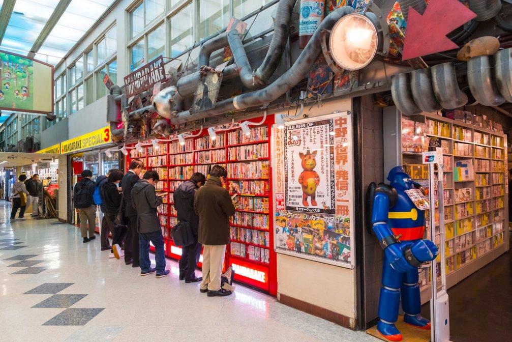 Japonya'nın En Popüler 10 Anime Karakteri ile Tanışın