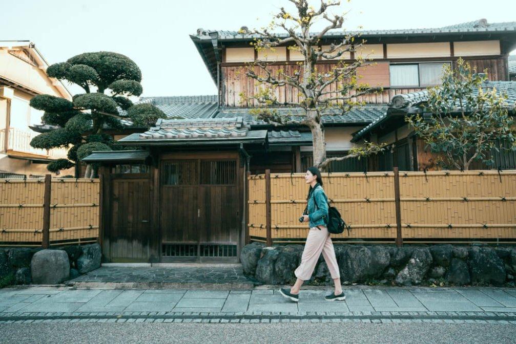 Japonya'nın Şehirlerini Tanıyalım: Kyoto