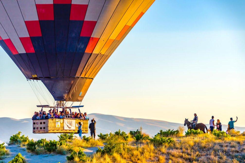 Adım Adım Kapadokya Balon Turu Deneyimi