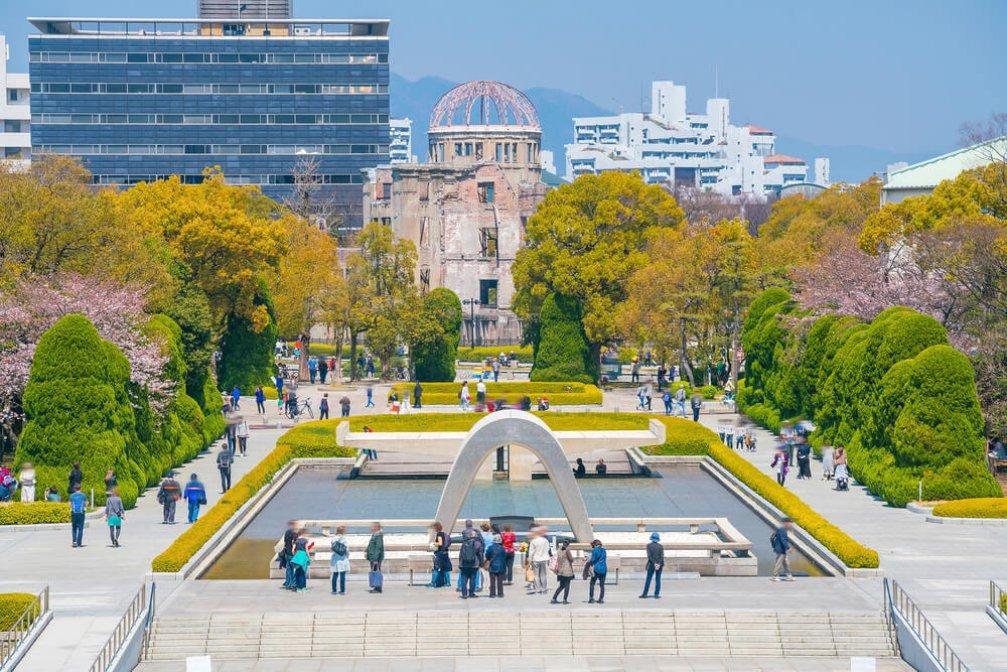 Japonya'nın Şehirlerini Tanıyalım: Hiroshima