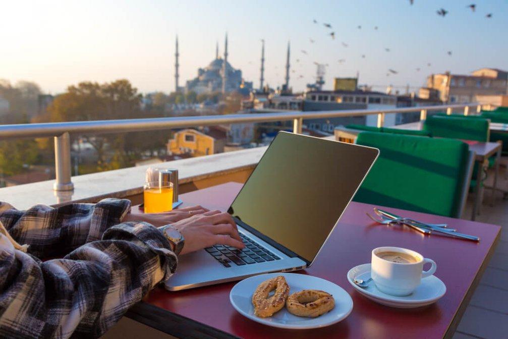 Uzaktan Çalışanlar İçin İstanbul'un En İyi Çalışma Mekanlarına Sahip Semtleri