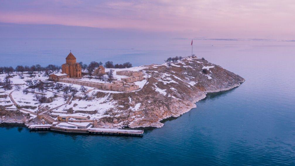 Türkiye'de Kışın Gezebileceğiniz En Fotoğraflık 10 Yer