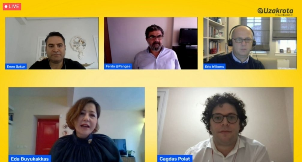 Uzakrota Online Summit 2020'de İş Seyahatlerinin Geleceği Konuşuldu