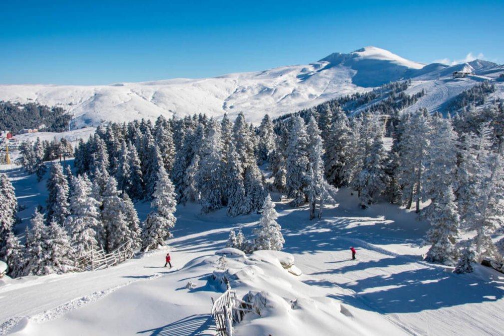 Hafta Sonu İçin Bir Kış Rotası: Uludağ Kayak Merkezi
