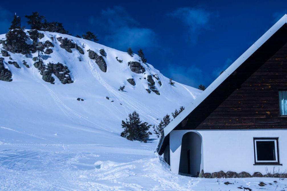 Hafta Sonunda Kış Rotası: Kartalkaya Kayak Merkezi