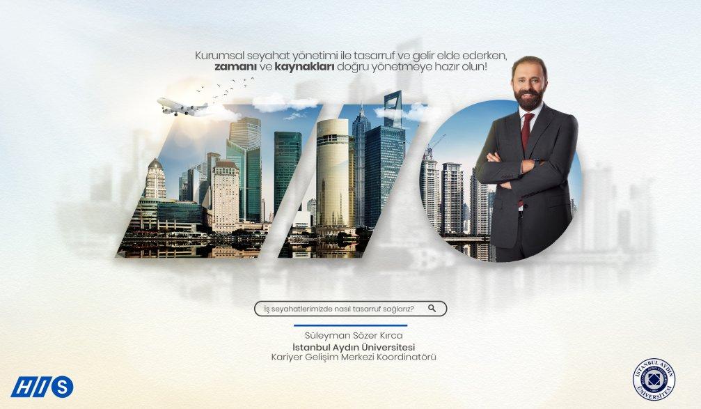 İstanbul Aydın Üniversitesi Seyahat Tasarruf Programı ile İş Seyahatlerinde Nasıl Tasarruf Sağladı?