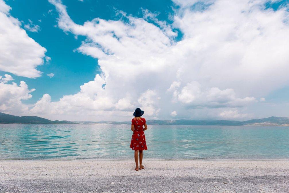 Keşfedilmeye Doyulamayan Güzellik: Salda Gölü