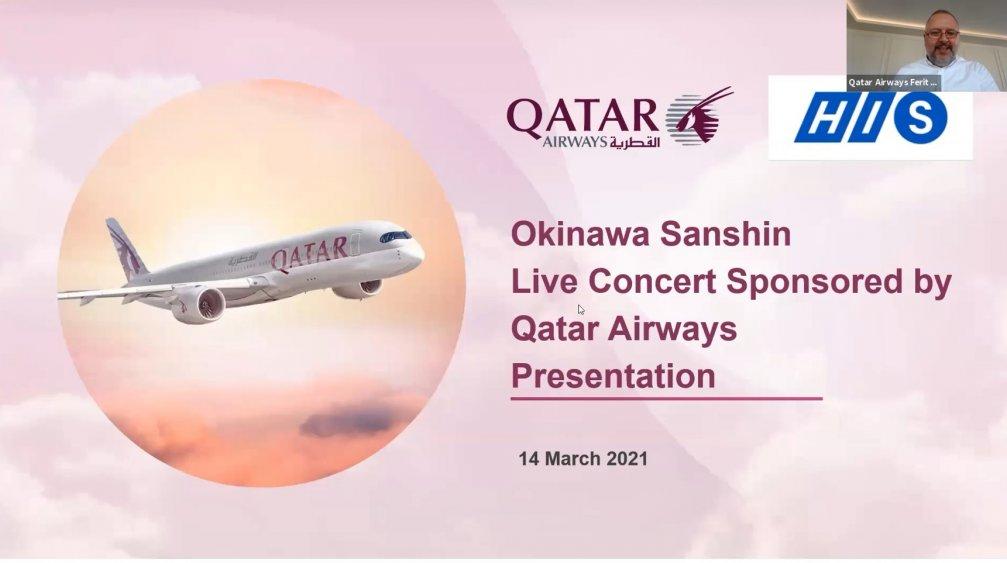 HIS Okinawa Ofisi ve Qatar Airways Keyifli Bir Etkinlik Gerçekleştirdi