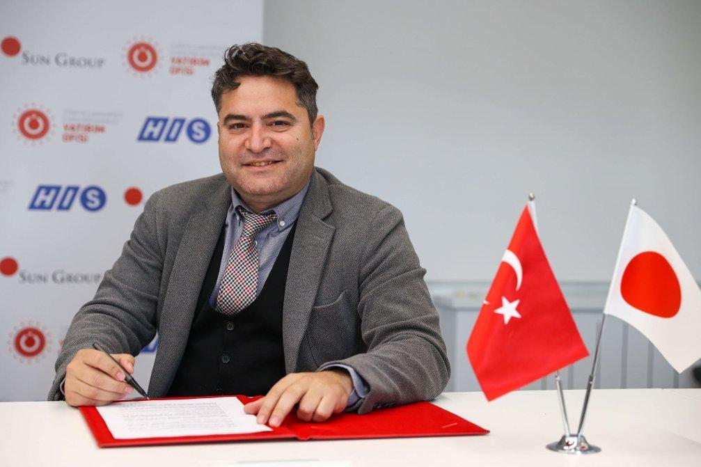 HIS Travel Genel Müdürü Emre Özkur, Rail Turkey Tr ile Kapadokya Ekspresi'ne Dair Röportaj Gerçekleştirdi